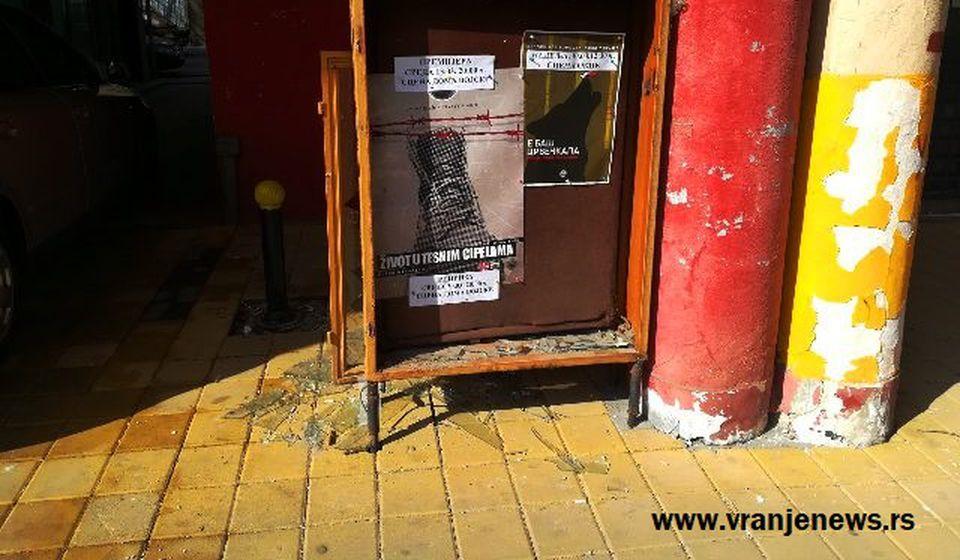 Prostakluk, sebičluk i bes. Foto VranjeNews