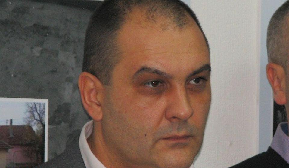 Antonijević popunio mesto upražnjeno smenom Momira Stojilkovića. Foto VranjeNews