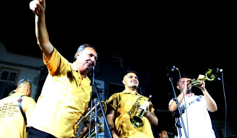 Bakijini potomci: Orkestar Stefana i Nenada Mladenovića. Foto VranjeNews