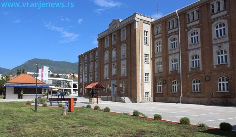 Proizvodni pogon BAT-a u Vranju. Foto Vranje News