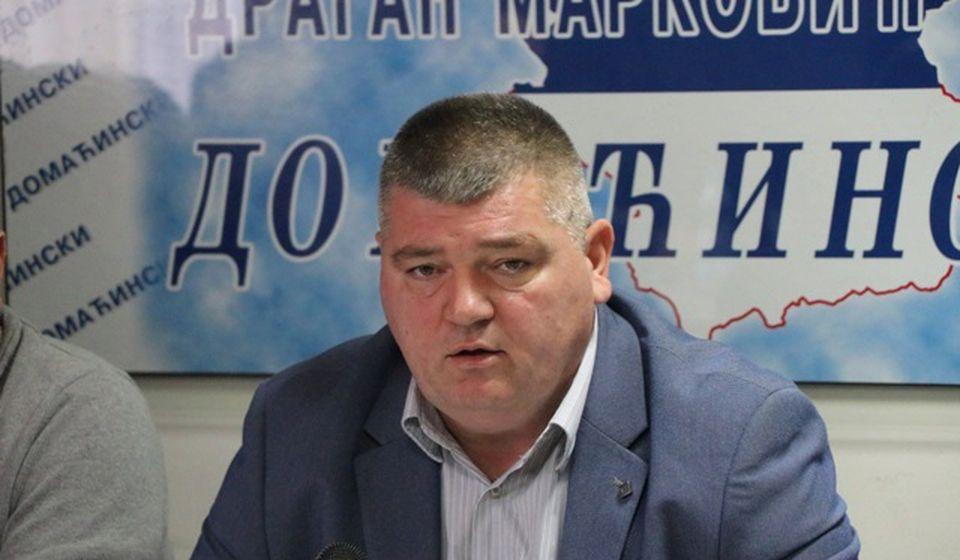 Dejan Manić. Foto VranjeNews