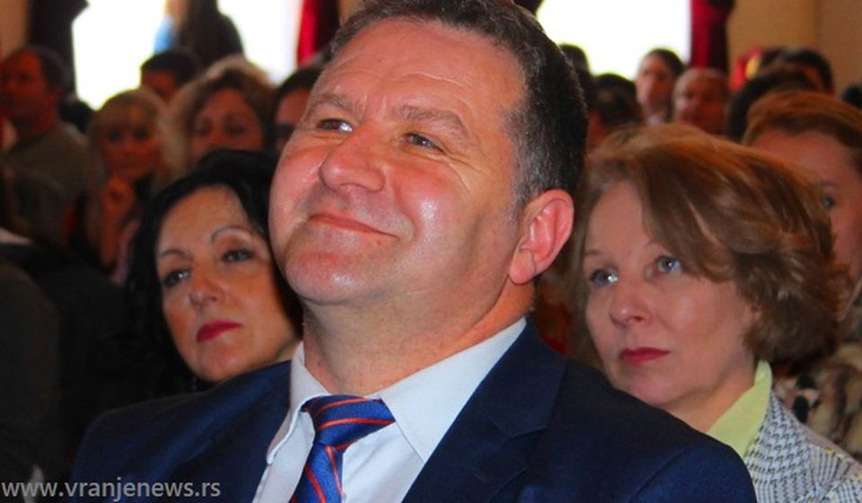 Predsednik opštine Medveđa Nebojša Arsić. Foto Vranje News