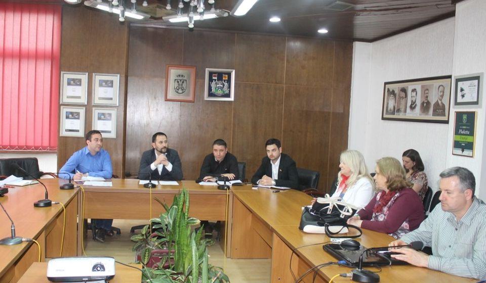 Preventivne i operativne mere na zaštiti stnovništva. Foto Grad Vranje
