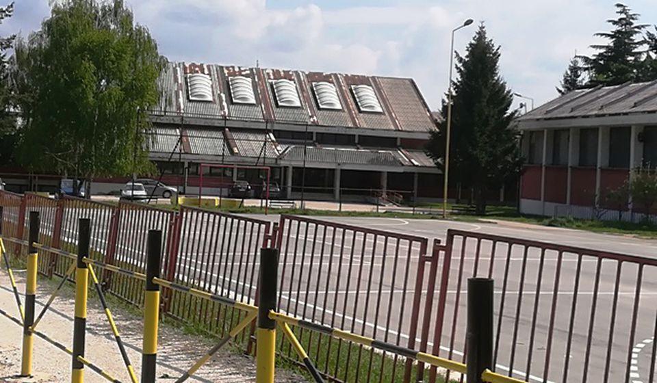 Dečak se, navodno, povredio bez prisustva svedoka: OŠ Branko Radičević. Foto VranjeNews