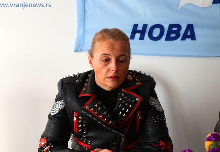 Ivana Stošić. Foto VranjeNews