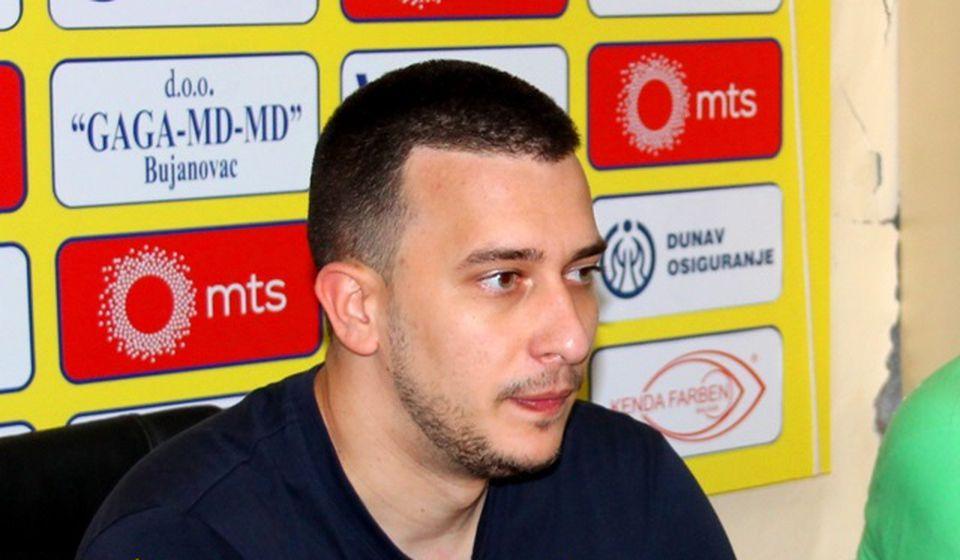 Marko Antić. Foto VranjeNews