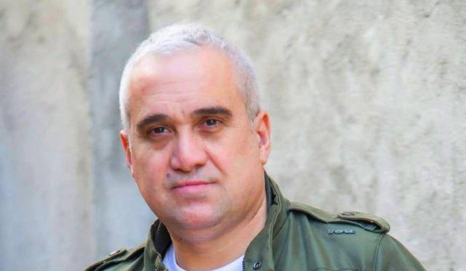 Zoran Najdić. Foto privatna arhiva