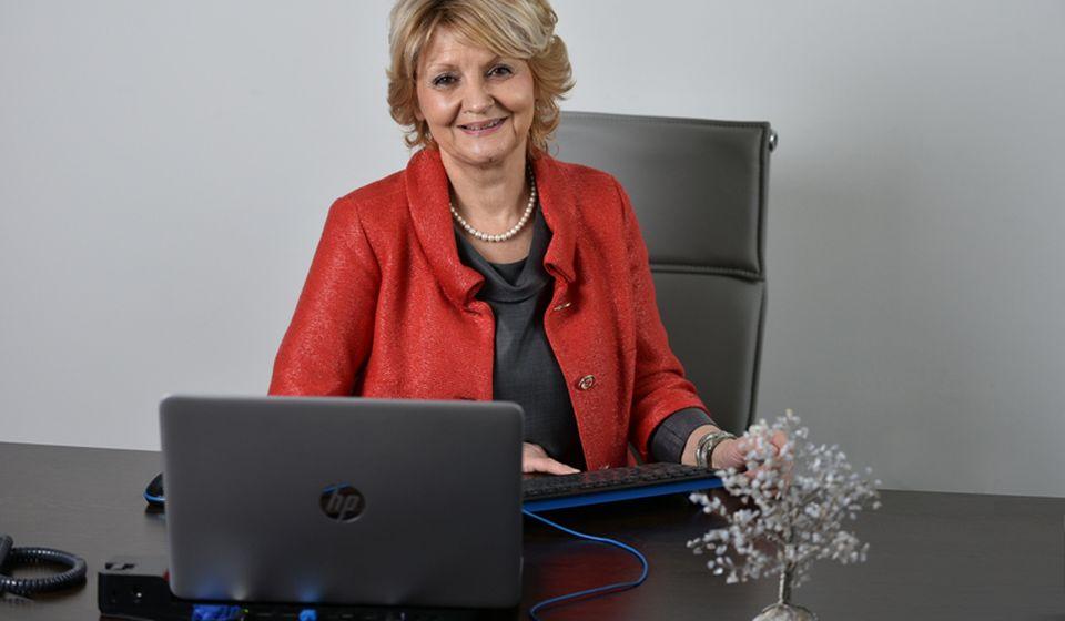 Mirjana Bogićević. Foto Sava osiguranje