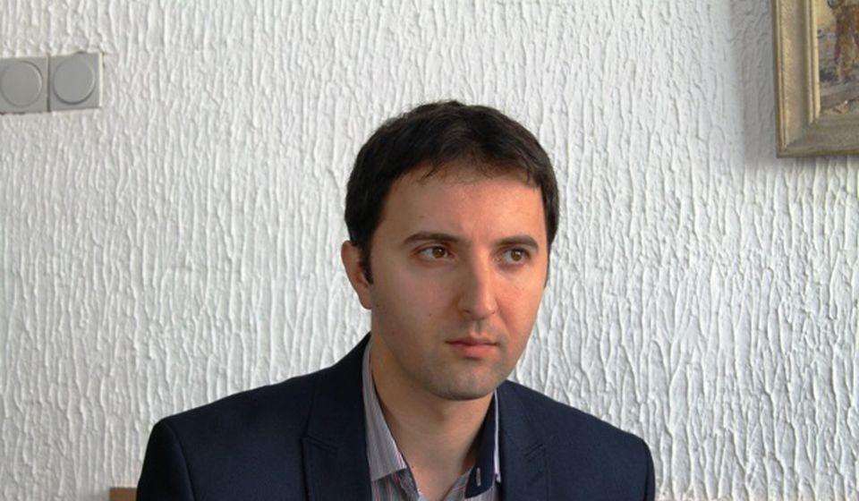 Rukovodstvo grada izdvojilo 413 miliona za investicije: Bojan Kostić. Foto VranjeNews