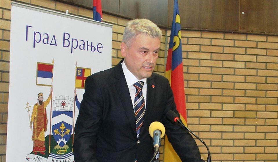Možda i u avgustu: Tomislav Stefanović. Foto VranjeNews