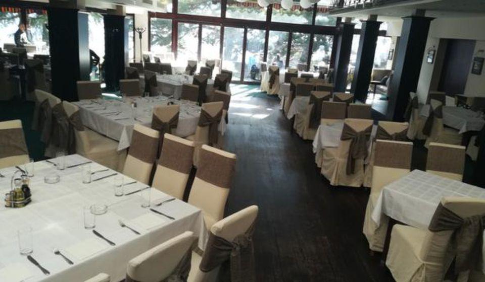 Restoran u sklopu Hotela Pržar. Foto biznisgroup.rs
