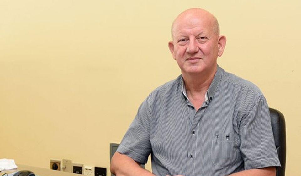 Zoran Stanković. Foto Koordinaciono telo za jug Srbije