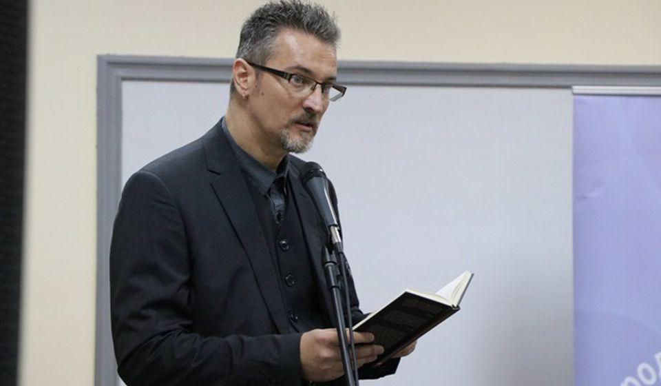 Zoran Bognar. Foto Vranje News