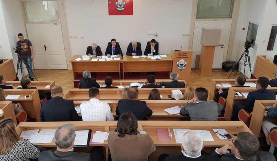 Skupština Preševa. Foto Bujanovačke
