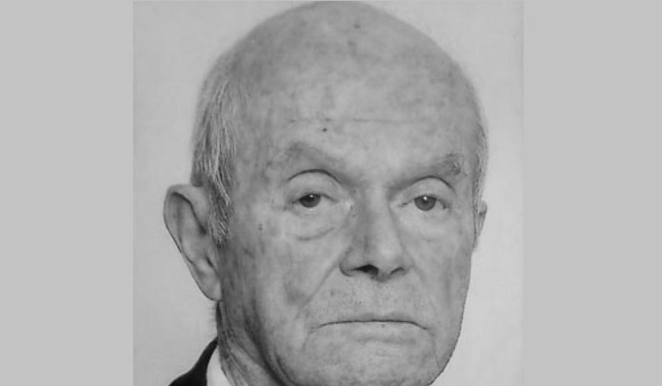 Branko Nikolić. Foto porodična arhiva