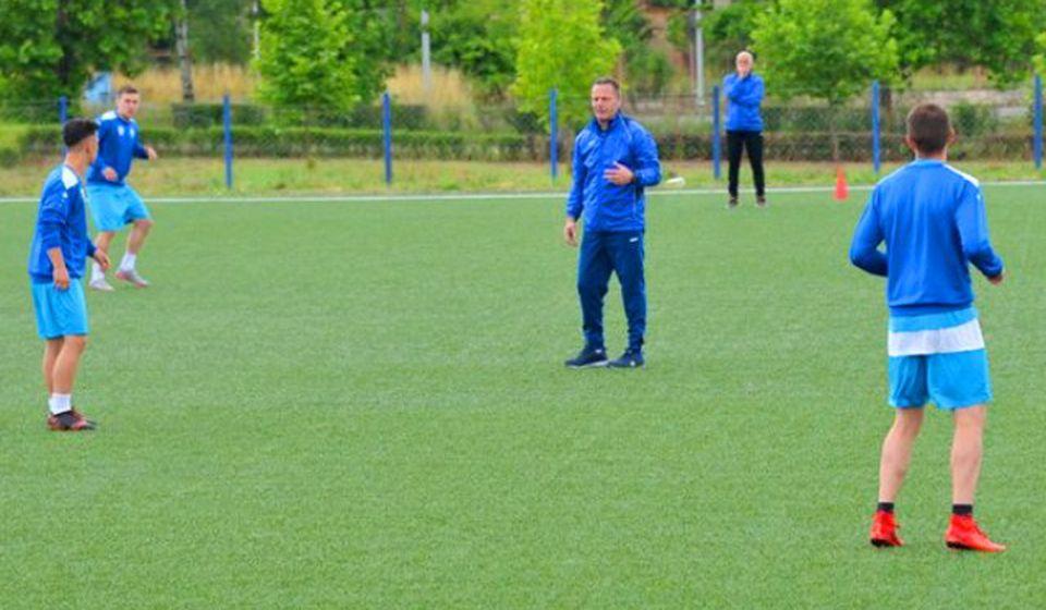 Mladen Dodić. Foto FK Radnik