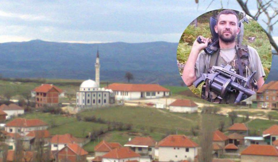 Breznicom i zatvorom OVPMB je komandovao Ljirim Jakupi zv. Nacista. Foto arhiva R.I.