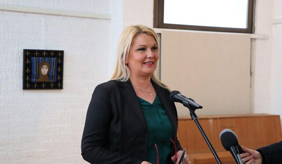 Gordana Dimitrijević. Foto Vranje News