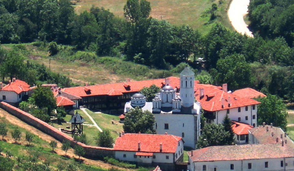 Jedna od najvećih svetinja na jugu Srbije: Manastir Prohor Pčinjski. Foto privatna arhiva