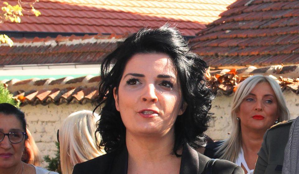 Milena Popović Ivanović. Foto VranjeNews
