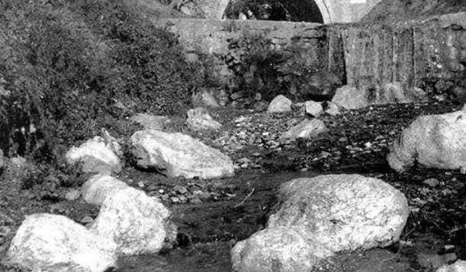Beli most u Vranju. Foto
