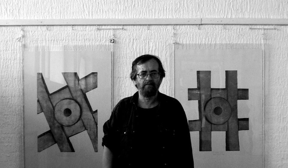 Risto Antunović. Foto galerijalucida.rs