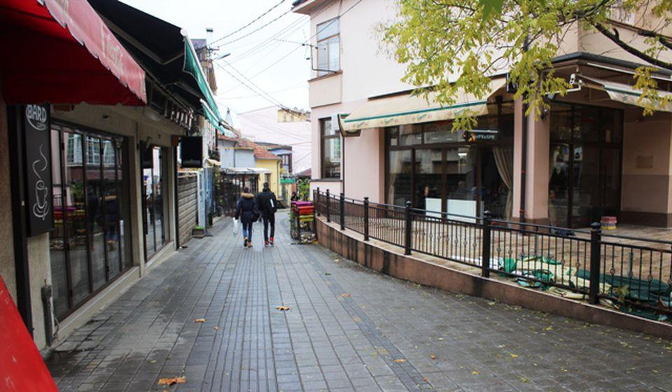 Nezvanično, reč je o lokalu u Brankovoj ulici. Foto VranjeNews