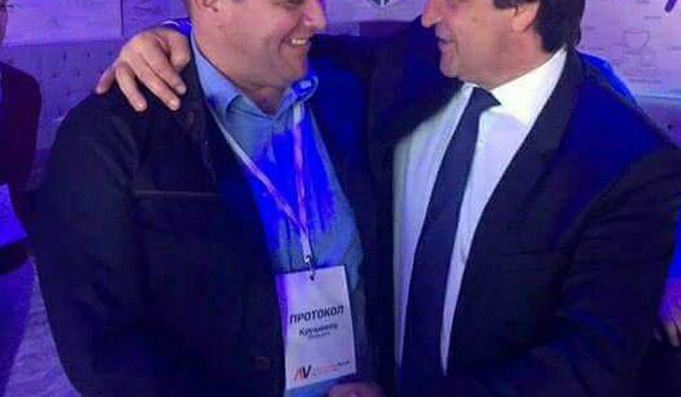 Blizak sa Gašićem: Nenad Milojević (Foto: SNS Vranje)
