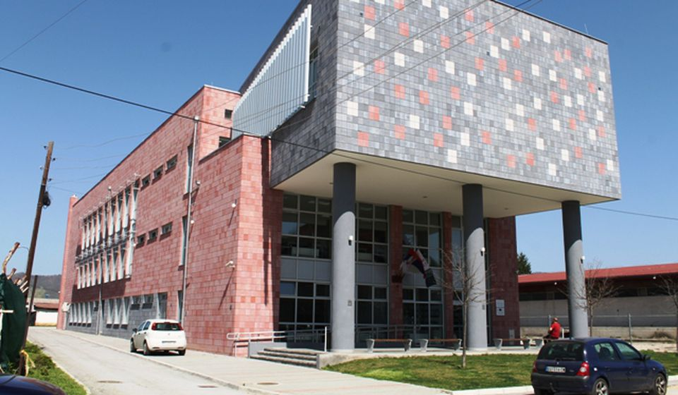 Jedna od investicija u jug Srbije: Ekonomski fakultet u Bujanovcu. Foto Vranje News
