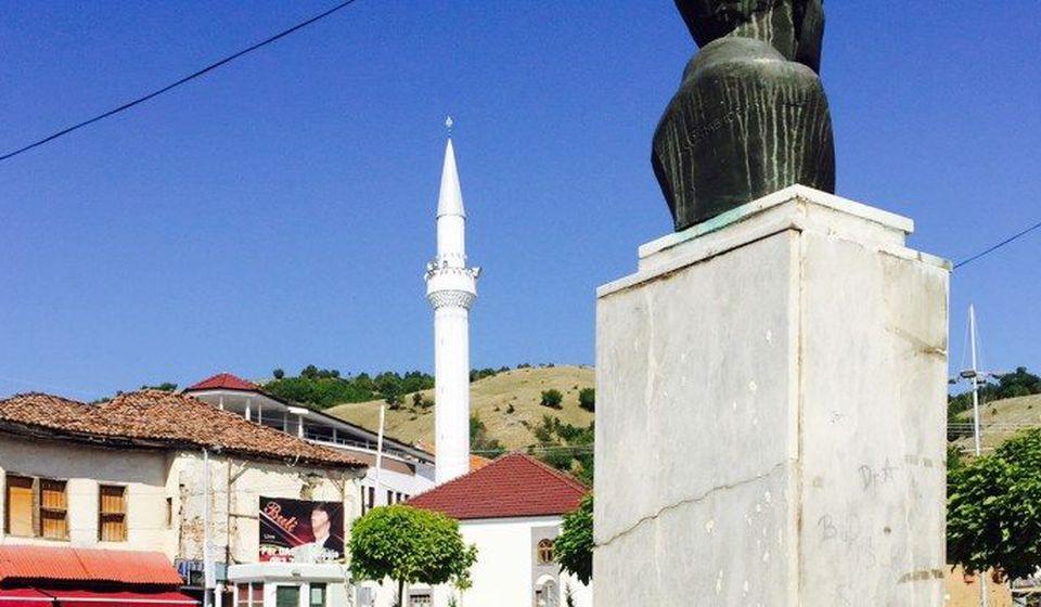 Na jugu više od deset spomenika poginulim pripadnicima OVPMB. Foto RSE