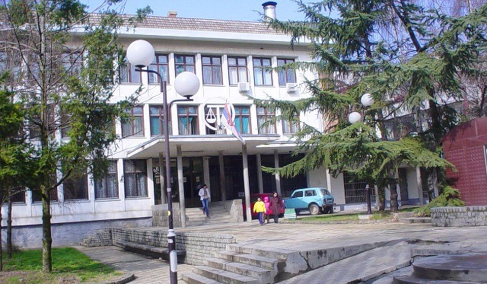 Osnovni sud u Bujanovcu. Foto Vranje News