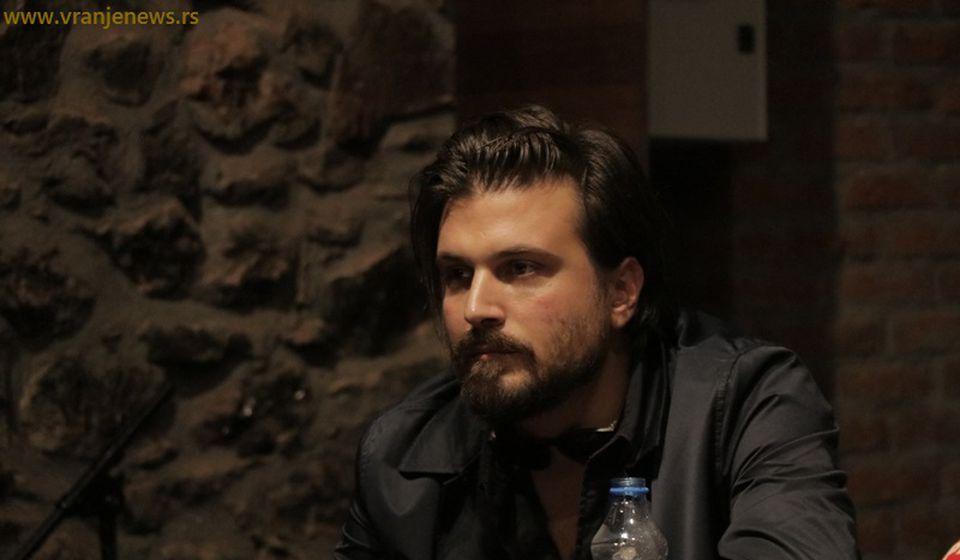 Igor Vuk Torbica. Foto Vranje News
