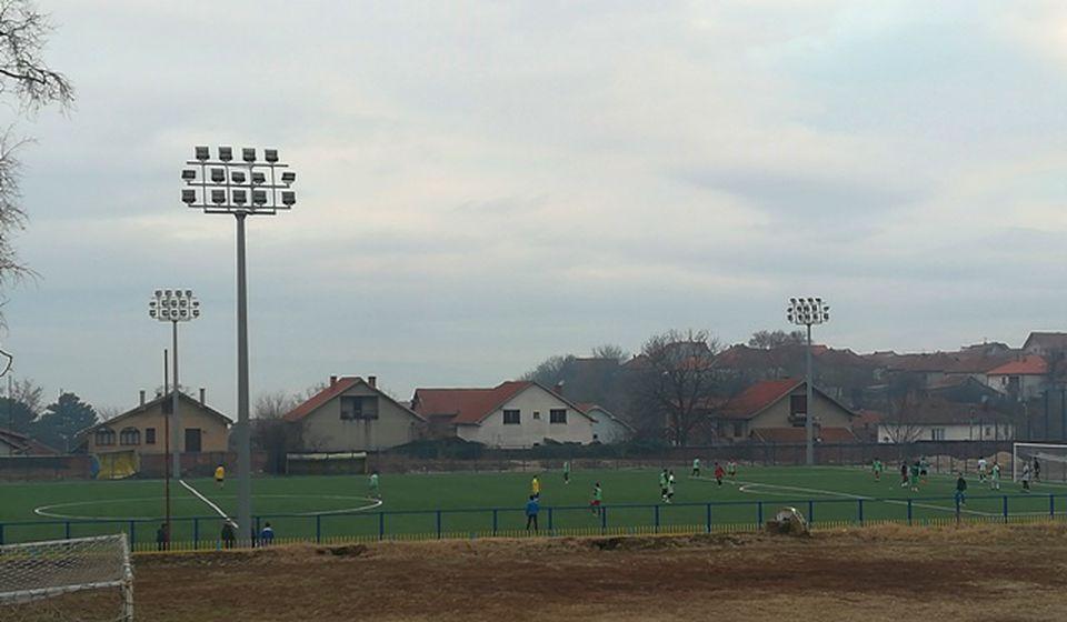 Gradski stadion u Vranju. Foto Vranje News