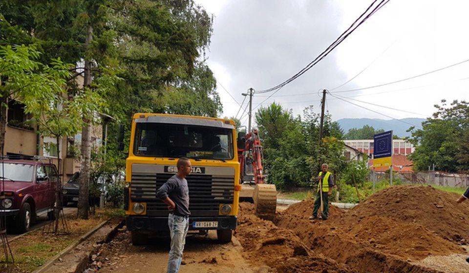 Stanojević do kraja godine očekuje realizaciju Komunalnog programa od 90 odsto. Foto VranjeNews