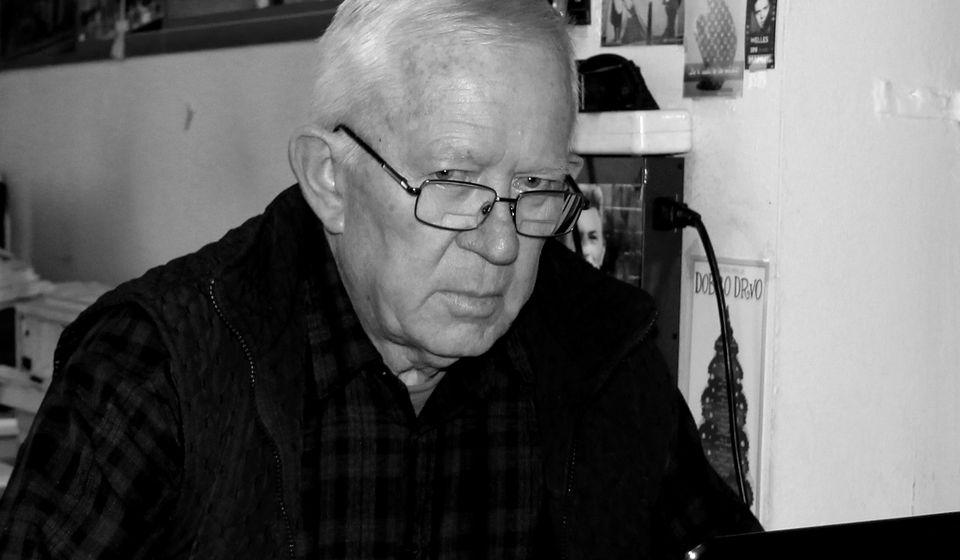 Dragan Veljković. Foto privatna arhiva