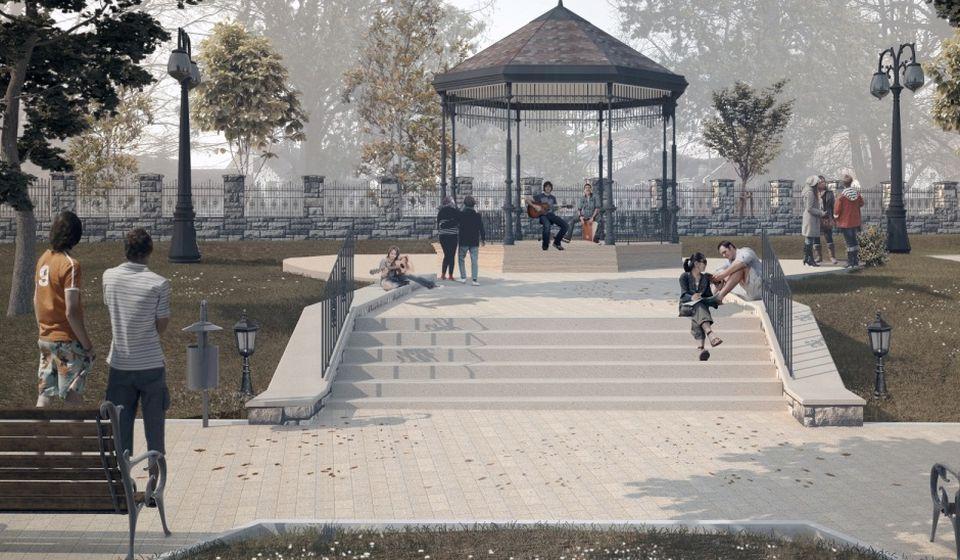 Trebalo bi da izgleda ovako. Foto Grad Vranje
