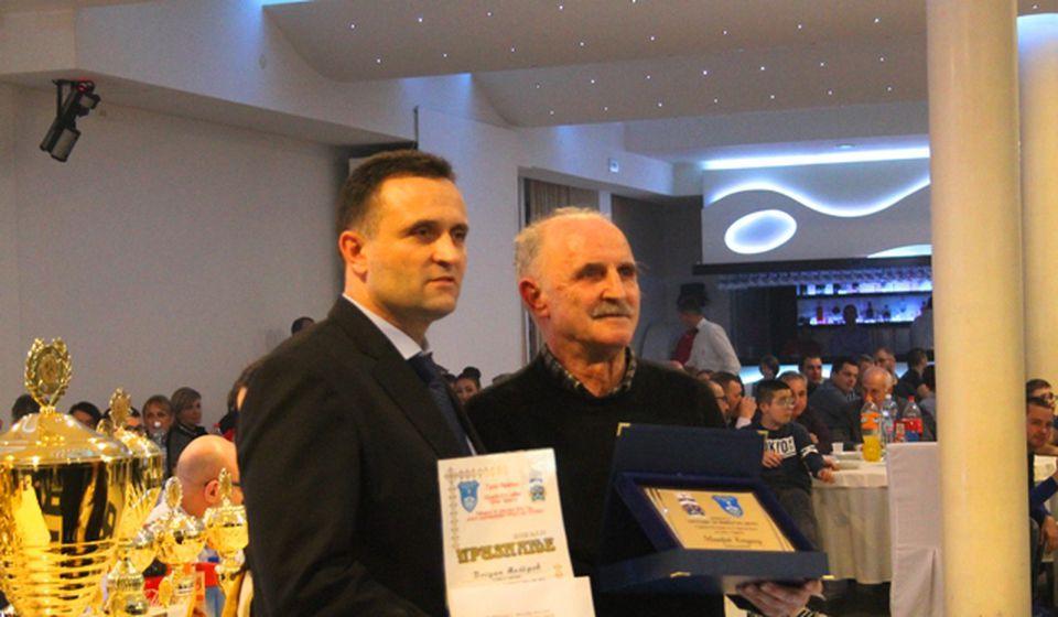 Bogdan Mitrov stvorio je najveća imena lokalnog streljaštva. Foto VranjeNews