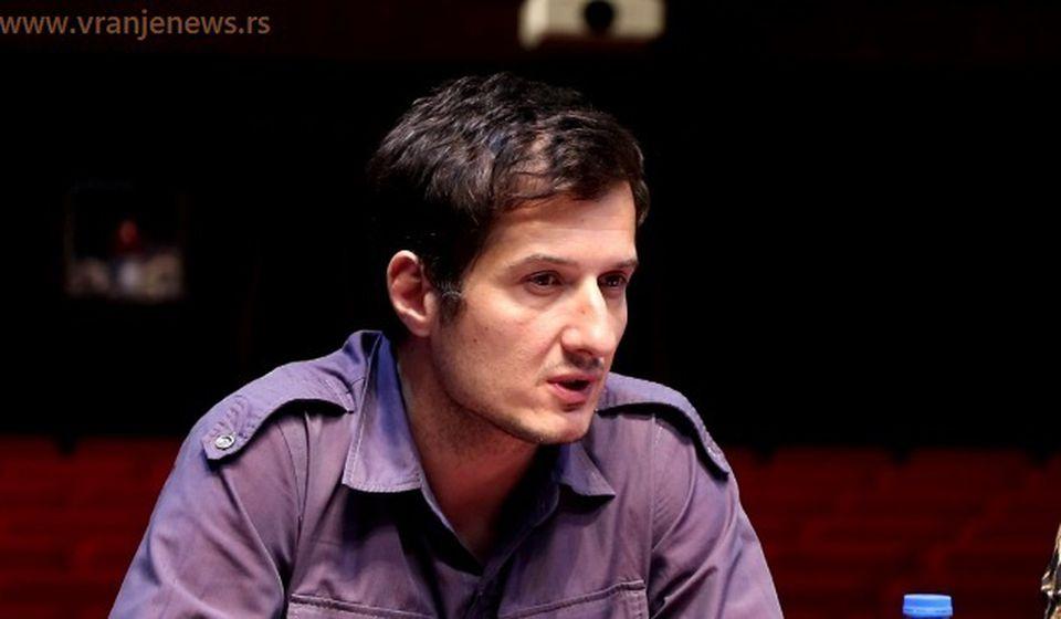 Bojan Jovanović. Foto VranjeNews