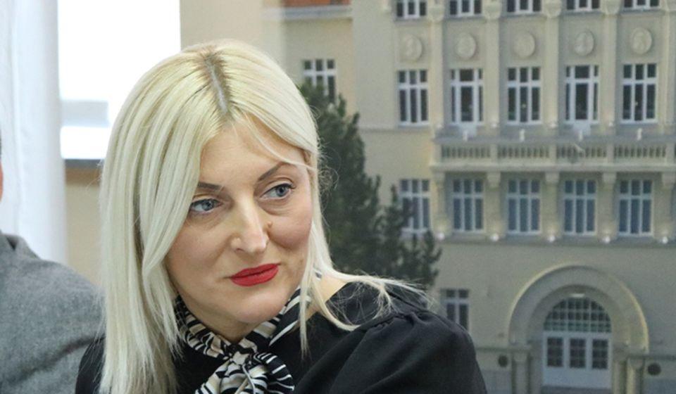 Suzana Mišić Stanković. Foto VranjeNews
