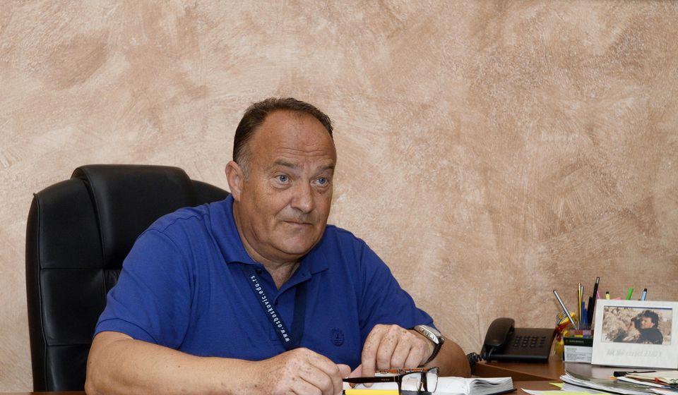 Mladen Šarčević. Foto Ministarstvo prosvete