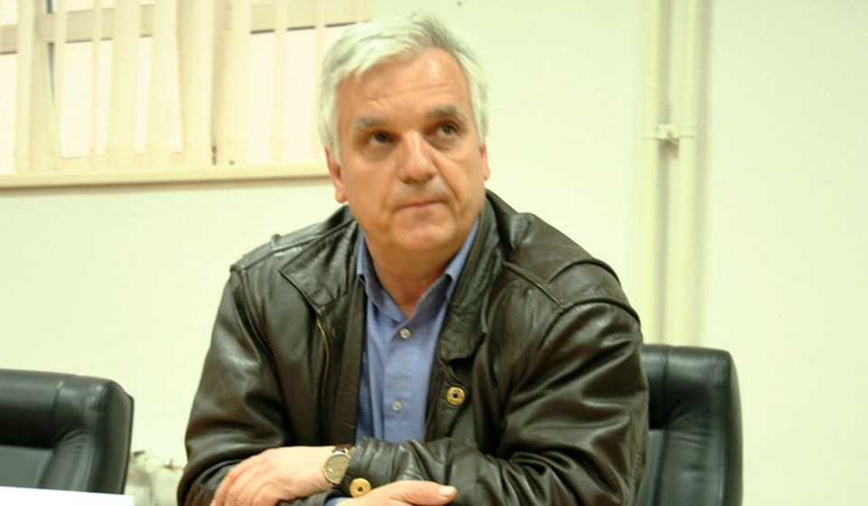 Dragoljub Filipović bio je poslednji Srbin na čelu opštine Preševo. Foto privatna arhiva
