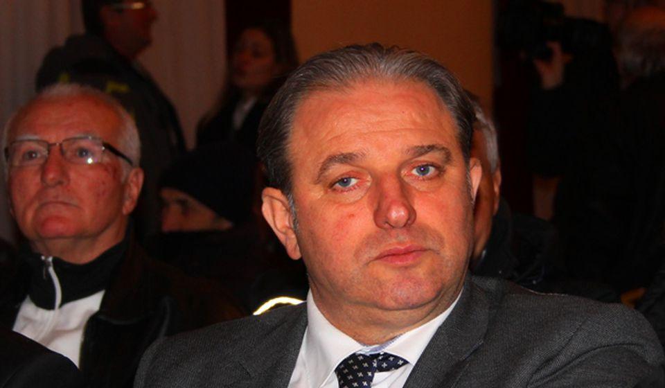 Srđan Aleksić. Foto VranjeNews