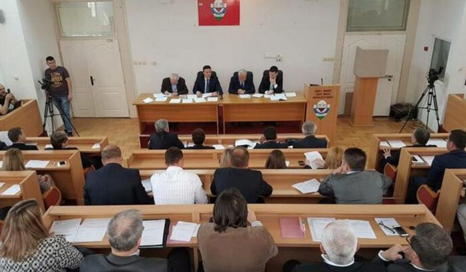 Lokalnu vlast u Preševu Albanci su osvojili 1992. Foto arhiva R.I.