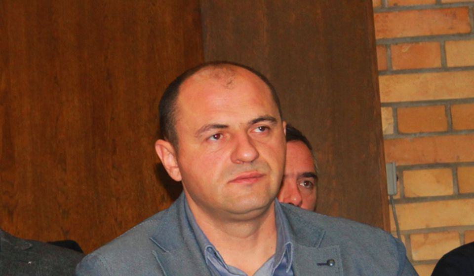 Ivica Milenković. Foto VranjeNews