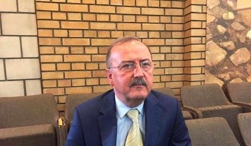 U odborničkoj klupi zamenio Slađanu Dimčić. Dragiša Nikolić. Foto Vranje News