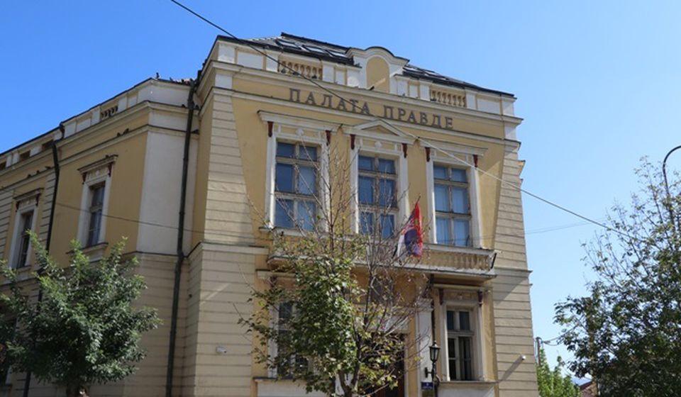 Osnovni sud u Vranju. Foto VranjeNews
