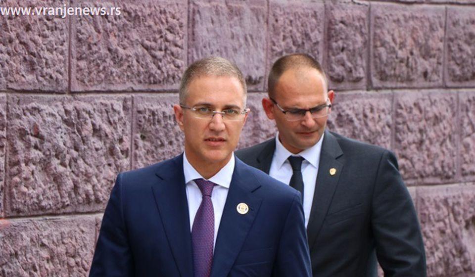 Stefanović izgradnju Centra naziva