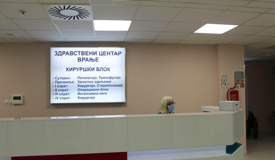 Novooboleli iz Pčinjskog okruga je iz Surdulice. Foto Vranje News