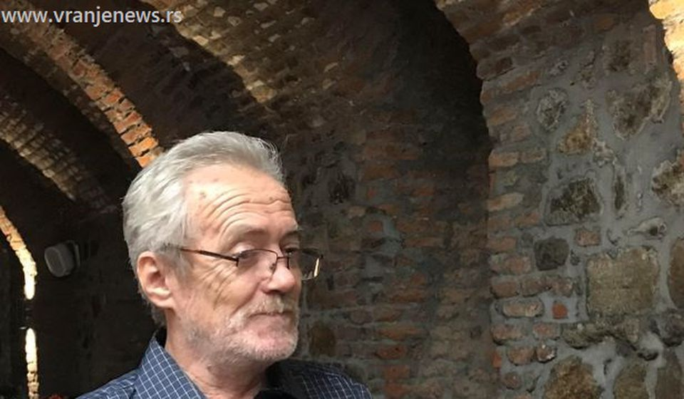 Zoran Karajić. Foto VranjeNews