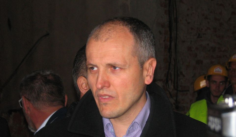 Oko 60 odsto rashoda ide na plate zaposlenih: Nenad Jović. Foto VranjeNews